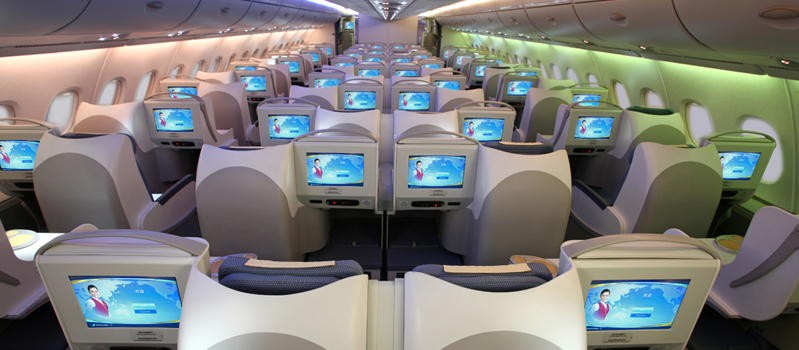 Economy Class China Southern Airlines